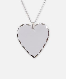 Puck Necklace Heart Charm