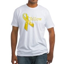 trans_i_wear_yellow_for_my_father_u Shirt