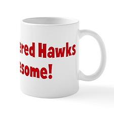 Red-Shouldered Hawks are awes Mug