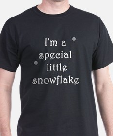 Im a special little snowflake-white T-Shirt