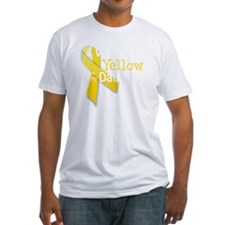 trans_i_wear_yellow_for_my_daughter Shirt