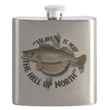 Walleye Flask