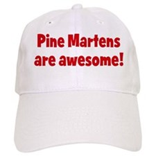 Pine Martens are awesome Baseball Cap
