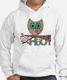 Scrapbooking is a Hoot! Featurin Hoodie
