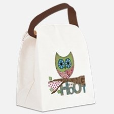 Scrapbooking is a Hoot! Featuring Canvas Lunch Bag
