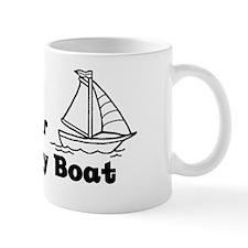 Rocks my Boat Mug