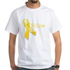 trans_i_wear_yellow_for_my_dad_up Shirt