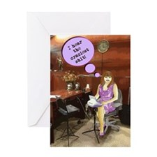 OFFICIAL FUN Greeting Card