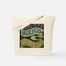 Buenos Aires fileteado Tote Bag
