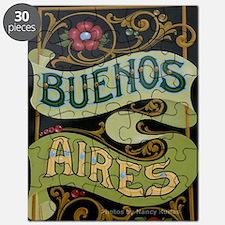 Buenos Aires fileteado Puzzle