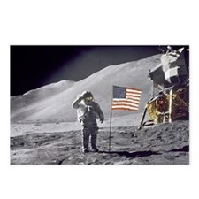 Scotts Lunar Salute Postcards (Package of 8)