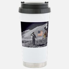 Scotts Lunar Salute Stainless Steel Travel Mug