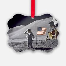 Scotts Lunar Salute Ornament