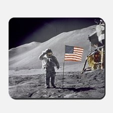 Scotts Lunar Salute Mousepad