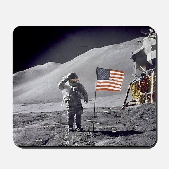 Scotts Lunar Salute Mousepad