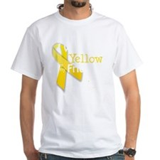 trans_i_wear_yellow_for_my_friend Shirt