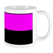 Arrest Breast Cancer Thin Pink Line Mug