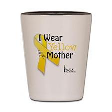 Wear Yellow For Shot Glass