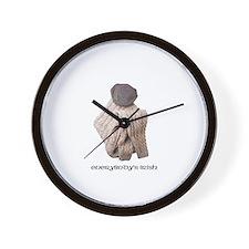 Everybody's Irish Wall Clock