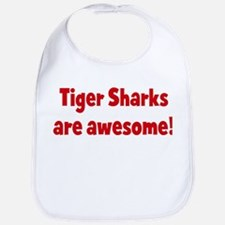 Tiger Sharks are awesome Bib