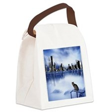 In the Mist Canvas Lunch Bag