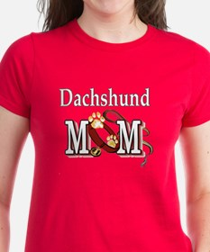 Dachshund Mom Gifts Tee