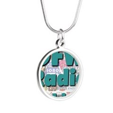 DFW Radio Archives - Square  Silver Round Necklace