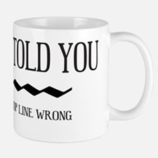 You Read That Wrong Mug