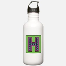 "MONOGRAM ""H"" Water Bottle"