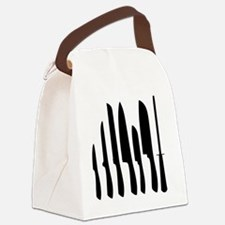 Chef Knife Set Canvas Lunch Bag