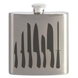 Chef knife Flask