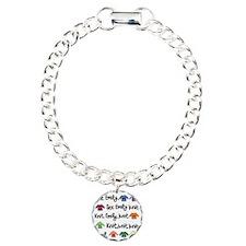 See Emily Knit Tote Bracelet