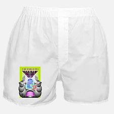 FORBIDDEN COMPUTER Boxer Shorts