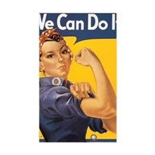 We Can Do It Decal
