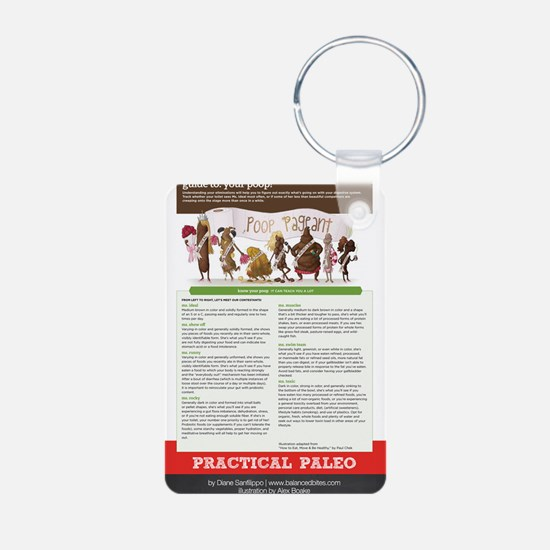 Poop Pageant Keychains