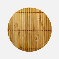 "Bamboo 3.5"" Button"