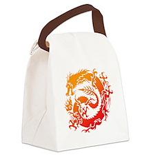 Tr-dragon Canvas Lunch Bag