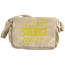 Sveriges kronor Messenger Bag