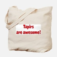 Tapirs are awesome Tote Bag