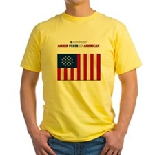 I support Allied state of American T