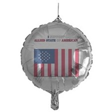 I support Allied state of American Balloon