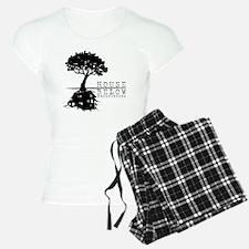 House Below Logo Pajamas