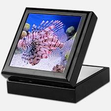 SALT WATER FISH Keepsake Box
