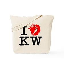 I Love Key West! Tote Bag