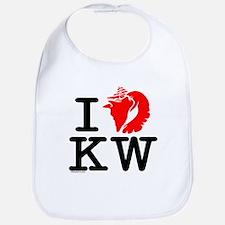 I Love Key West! Bib