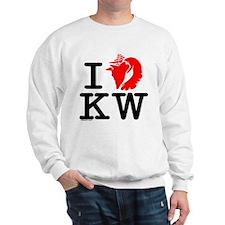 I Love Key West! Sweatshirt