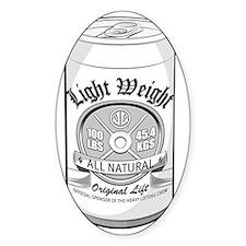 LIGHT WEIGHT Decal