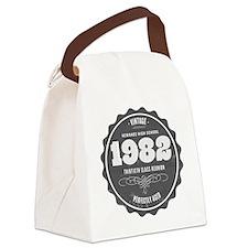 Kewanee High School - 30th Class  Canvas Lunch Bag