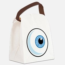 Eye_0379 Canvas Lunch Bag