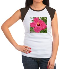 The Flower Five Store Women's Cap Sleeve T-Shirt